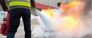 Extinction incendie BEFPI les extincteurs