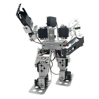 Assembled-13-DOF-Biped-Robotic-Education
