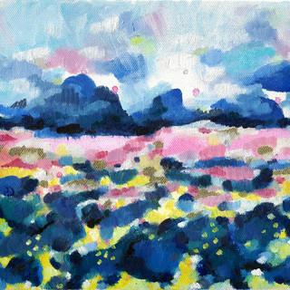 Oil on canvas, 20x25cm, 2020