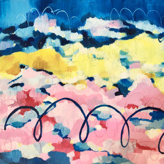 Oil on canvas, 30x40cm, 2020