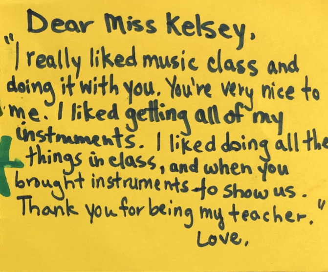 Student Thank You 1.2