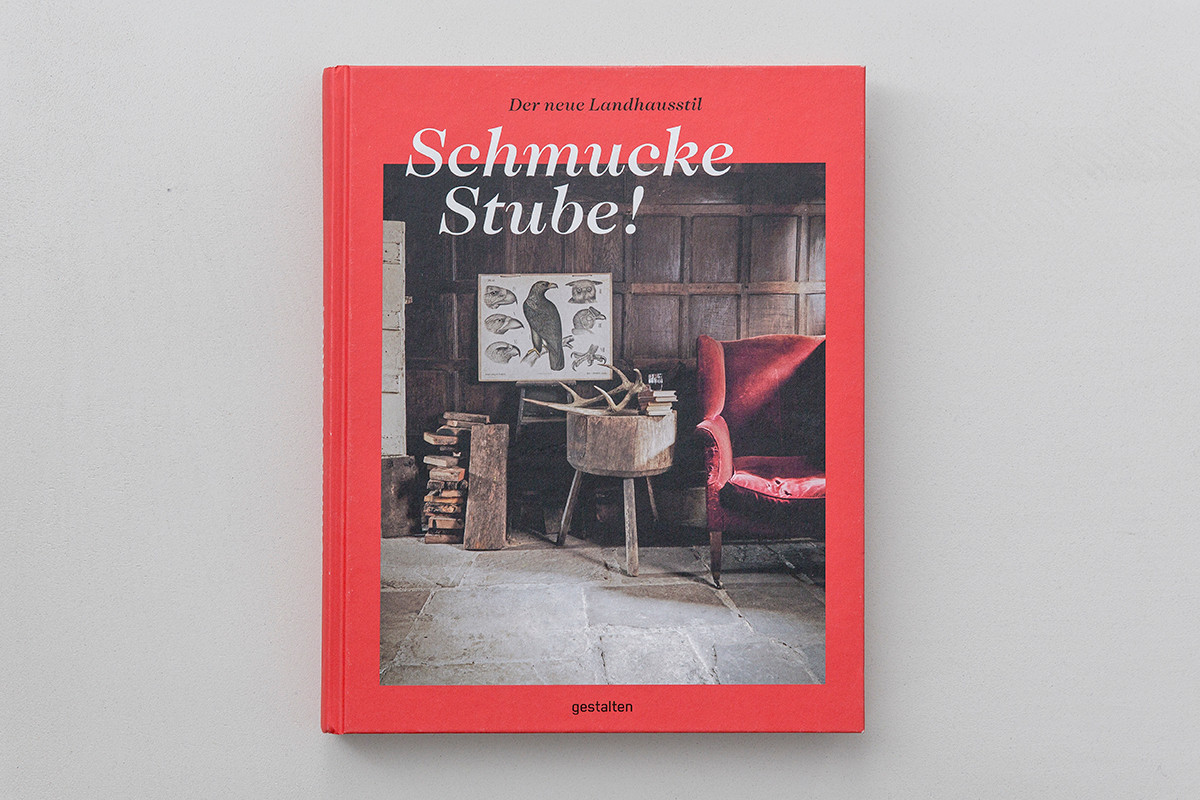 New Romance: Contemporary Countrystyle Interiors Book - ed. Gestalten