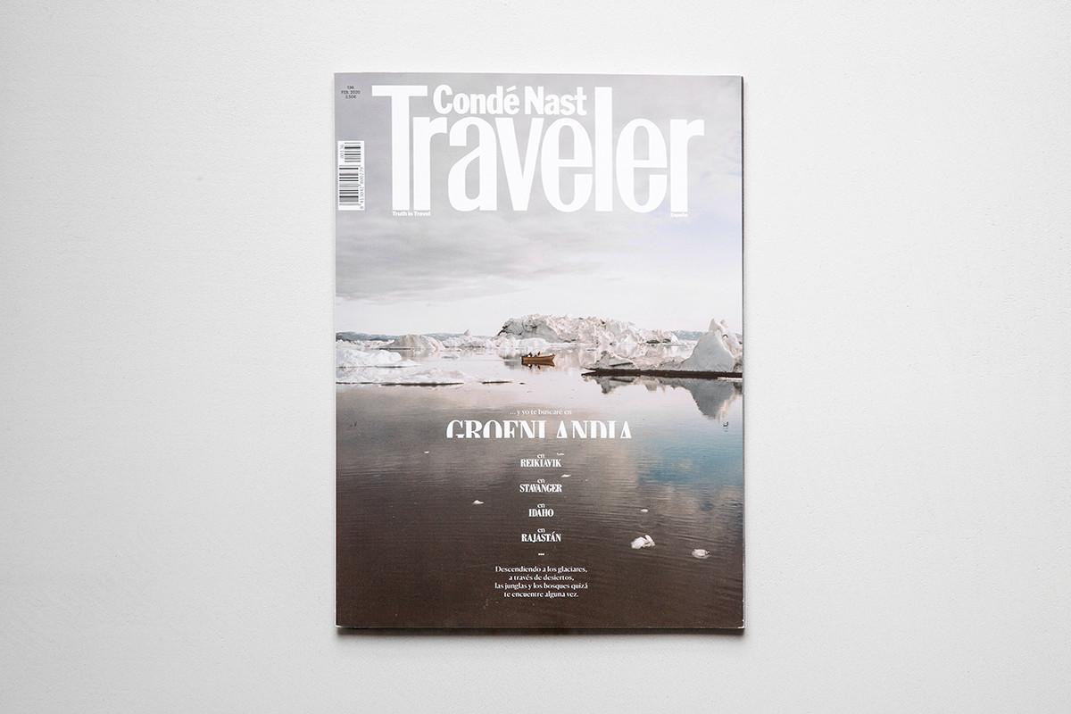 Condé Nast Traveler 2020