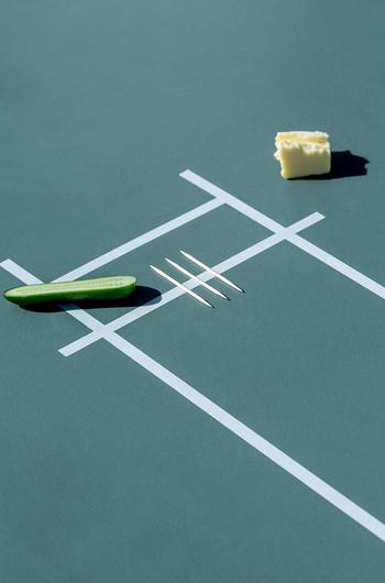 Gentlemen's Sports & Food Traditions, Pepi de Boissieu.