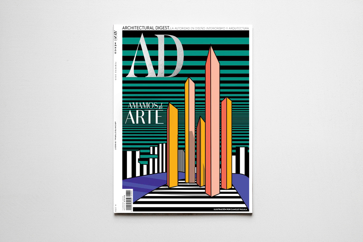 Architectural Digest Mexico 2020