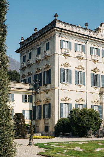 Villa Sola Cabiatti, Lago di Como. Italy.