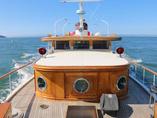 The Bow and Upper Deck