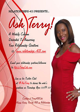 Terry Cato, Author & Relationship Blogger