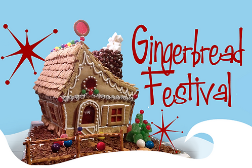 Gingerbread Festival Tickets- Children up to age 15