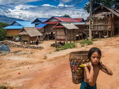 Severní Laos