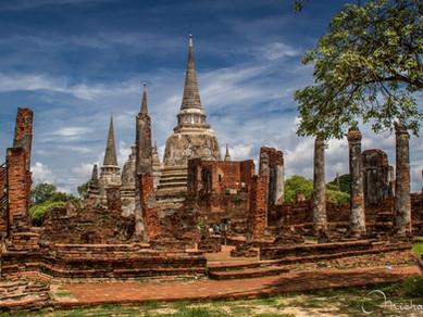 Ayutthaya – království v ruinách