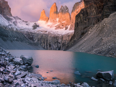 Torres del Paine III.: K věžím