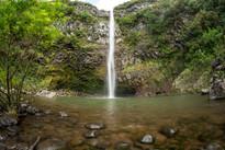 Leváda 25 vodopádů, The Levada of 25 springs