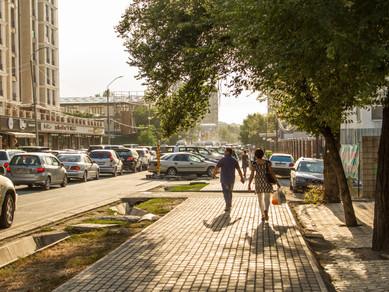 Biškek - metropole na hedvábné stezce