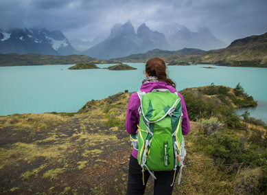 Torres del Paine: I. Lago Pehoe