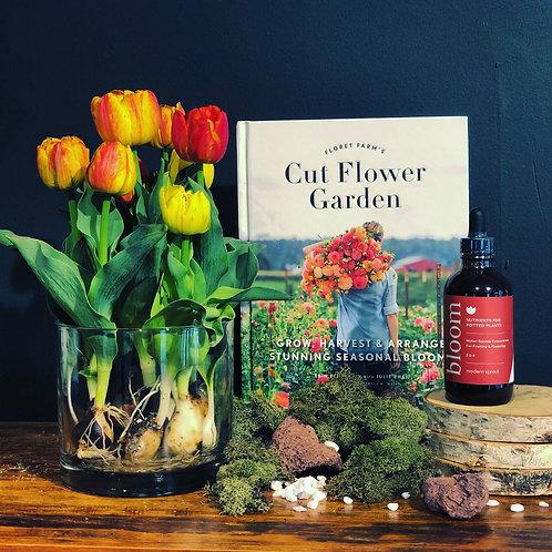 Flower Garden Gift Set