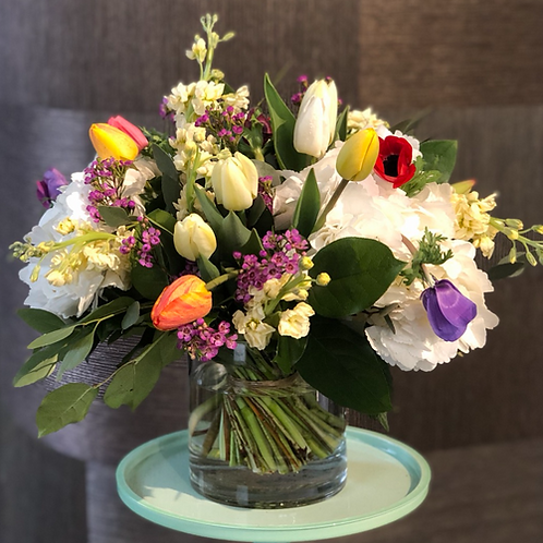 Spring time bouquet