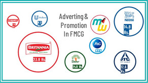 Advertising & Promotion Spending of FMCG Companies