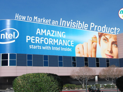 Intel Inside: Creating A Brand For An Invisible Product
