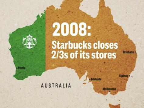 Why Starbucks Failed in Australia?