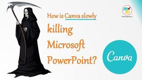 Marketing Strategy of Canva & How is Canva slowly killing Microsoft PowerPoint?