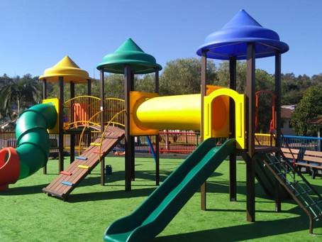 A História do Playground