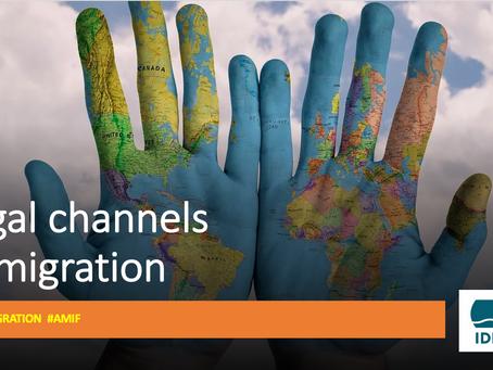 Legal channels of migration