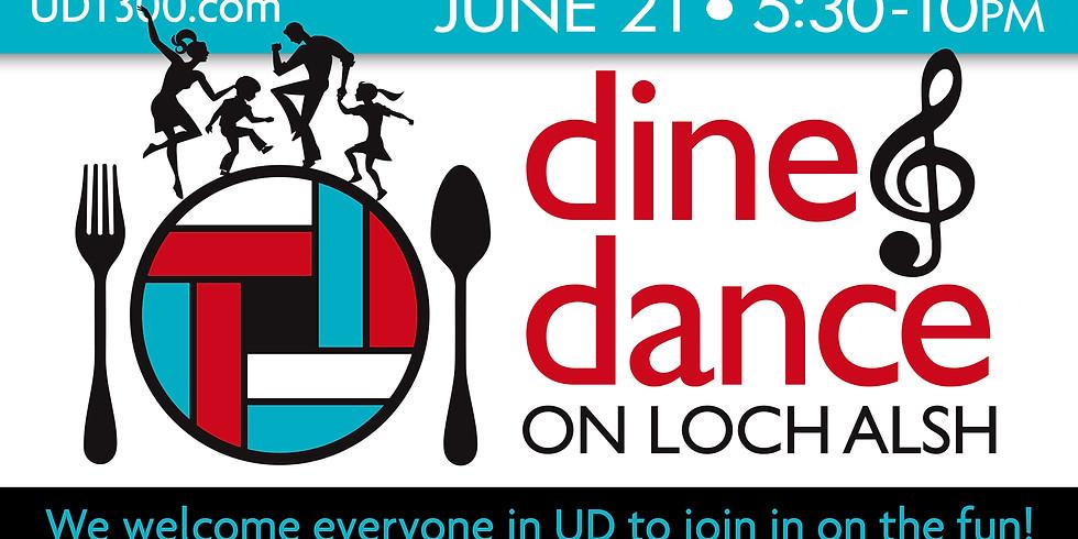 Tricentennial Dine & Dance on Loch Alsh