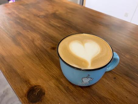 咖啡拉花教學篇~入門篇~心形圖案