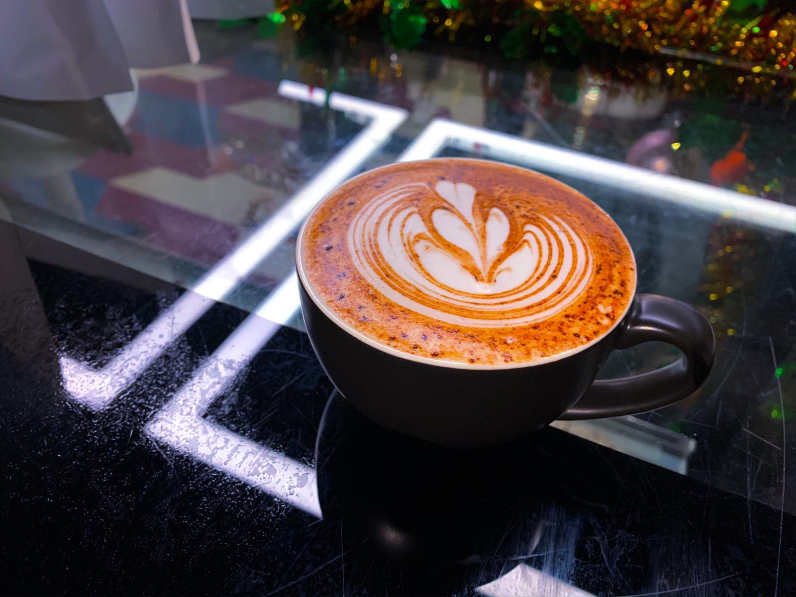 咖啡拉花班 3D+2D latte art (小班教學)