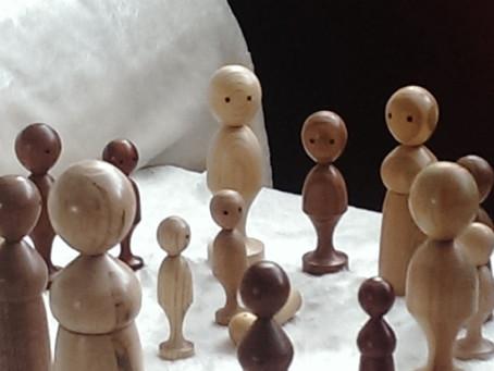 Системные семейные расстановки: просто, быстро и наглядно?