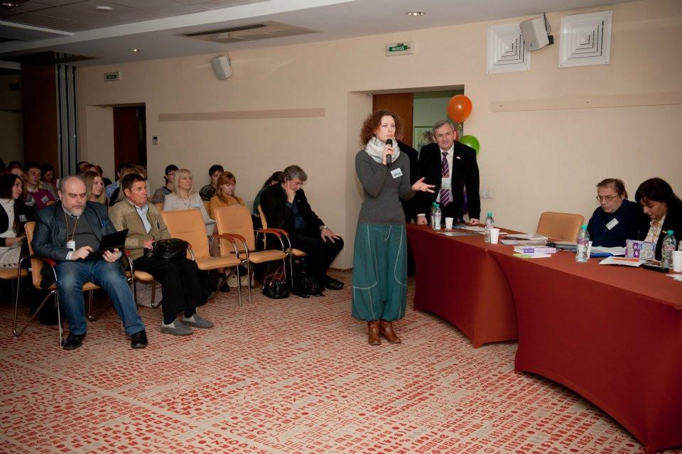 Конференция ППЛ 2012