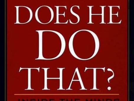 Главы книги Ланди Банкрофта «Почему он это делает?»