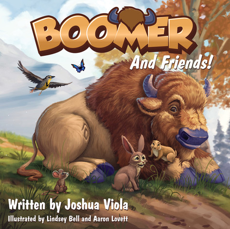 Boomer And Friends