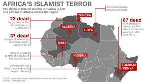 Islamist extremism rears its head across swath of Africa