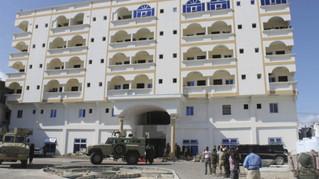 Shabaab targets Jazeera hotel in Mogadishu