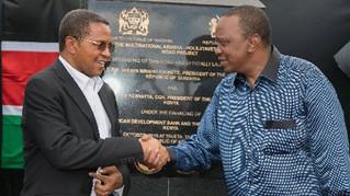 Kenya, Tanzania step up war on poaching, terrorism, drugs