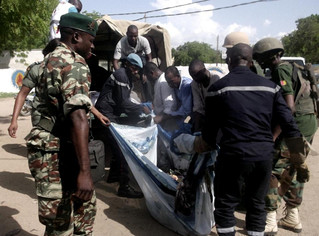 Suicide bombers kill over 30 in Cameroon and Nigeria