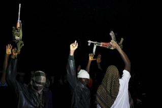 U.N. experts find bid to smuggle Congo arms via Rwanda to Burundi rebels