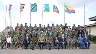 Military officers trained on new peacekeeping skills