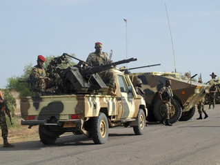 Cameroon suicide attack leaves at least 7 dead