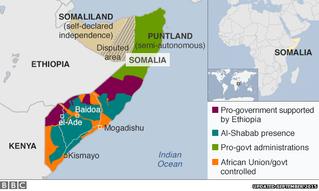 Al-Shabab seizes African Union base in Somalia