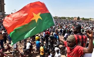 Burkina Faso proves Africa can be tough against political violence