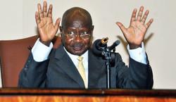 Former War Allies Challenge Museveni