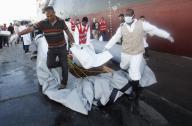 100 Migrants Die Off Libya