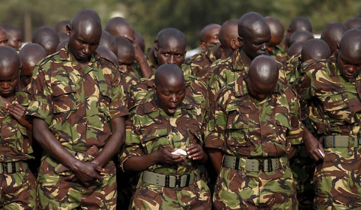 Photo Credit: Reuters/Thomas Mukoya