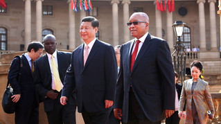 China does not support rogue African states, it creates them - report