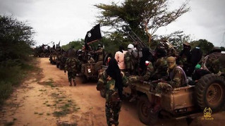 Shabaab assaults African Union base