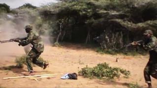 Shabaab suicide assault team strikes in Somali capital
