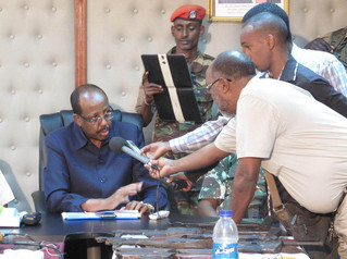 Kenyan Lawman Vows To Defeat Terrorism The Way He Fought Crime